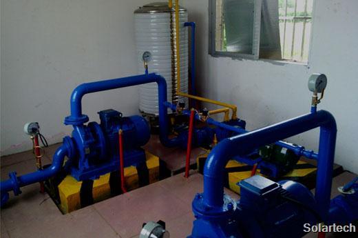 太阳能光伏水泵节水灌溉系统|无动力灌溉|微重力灌溉